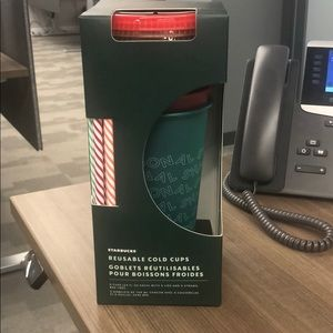 Starbucks Cold Cups 2019 Holiday Edition